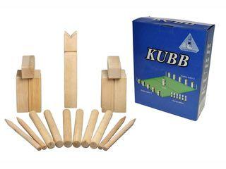 12250 Wikinger Spiel KUBB aus