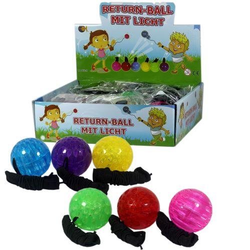 12997 BOUNCE-Ball mit ARM-Klettband