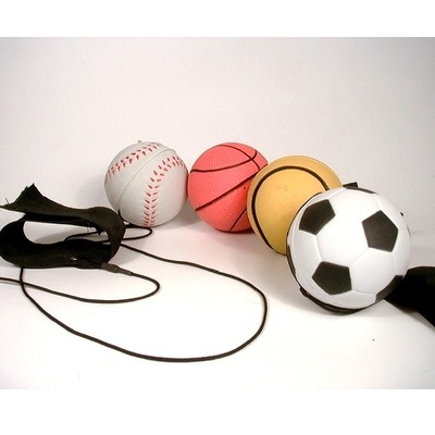 12999  BOUNCE-Ball mit ARM-Klettband