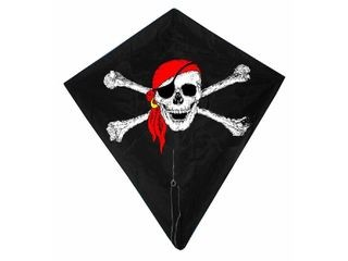 17032 Diamand PiratenDrachen 82x88cm