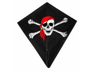17032  Diamand PiratenDrachen 82x88cm