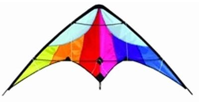 17038 Lenkdrachen Rainbow 2 130x50cm