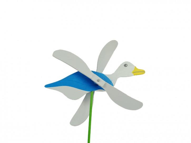 17152 Windmühle Ente 17cm 2 sortiert