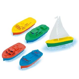 18256 5er Booteset 16cm schwimmt