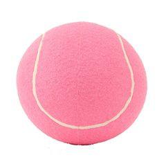 19432  Tennisball Rosa 18cm