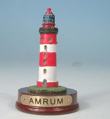 20222 Zinn Leuchtturm Amrum