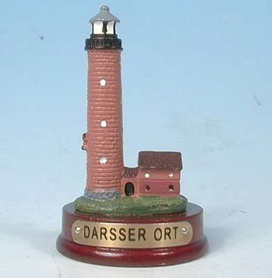 20228 Zinn Leuchtturm Darsser Ort