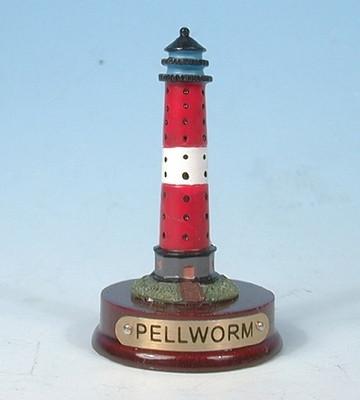 20240 Zinn Leuchtturm Pellworm