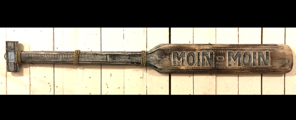 20505 Paddel MOIN MOIN, Holz