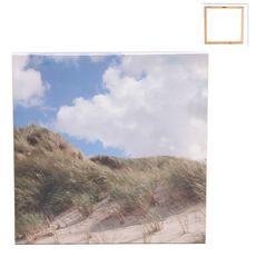 20961 Bild Düne, 30 x 30 cm H