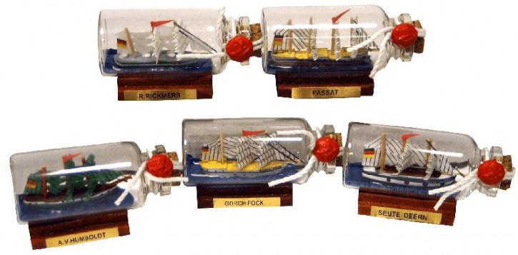 21051  Buddelschiff mini 56x27mm