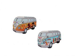 21453 Magnet Surfer Buss 2 sortiert
