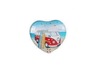 21461 Magnet Herz Surfer