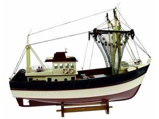 22026  Fischschkutter Martha III,Aufb