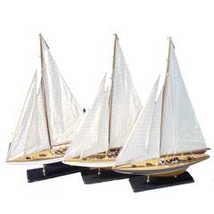 22040 Segelyacht 60cm 3 sortiert