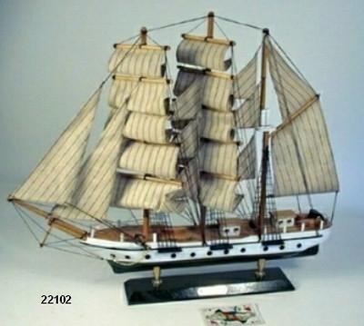 22102 Piratenschiff 34cm 3 Master