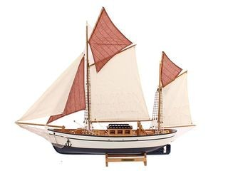 22331 Segelboot Etoile Molène 80cm