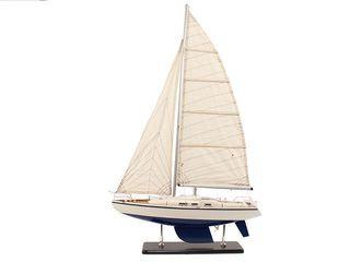 22339  Segelyacht 60x16x100cm