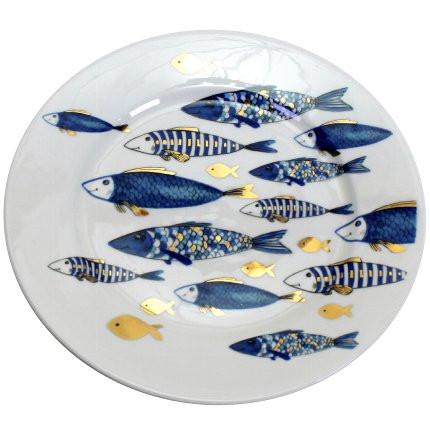 23057 Teller Blue Fish