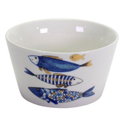 23058  Schale  Blue Fish