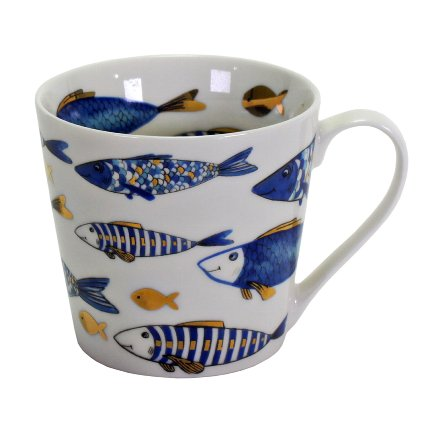 23059 Becher  Blue Fish