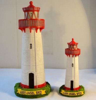 23174  Leuchtturm LIST Sylt 25cm