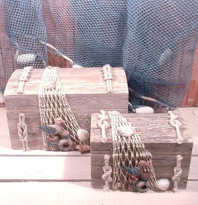 23951 Holzbox braun 14x9x9cm