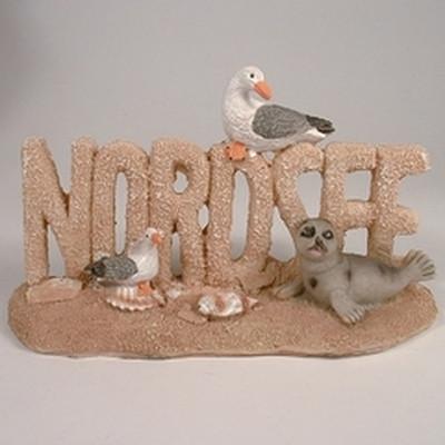 24503 Sandbank -NORDSEE- 11x6x3cm