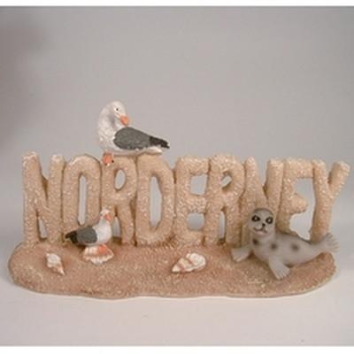 24507 Sandbank -NORDERNEY-12,8x6,3cm