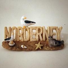 24516 Magnet Sandbank NORDERNEY