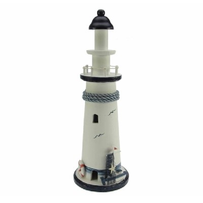24670 Leuchtturm 40,5cm SEASIDE