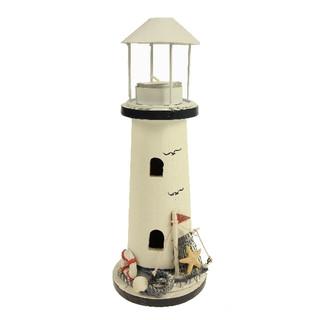 24700 Leuchtturm Teelicht SEASIDE