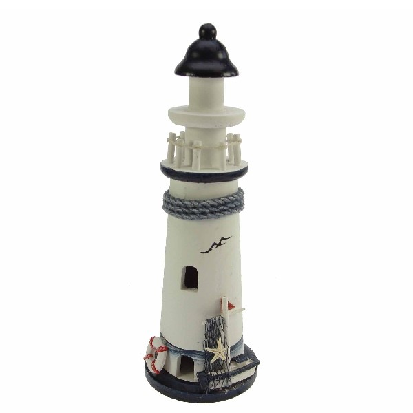 24702 Leuchtturm SEASIDE 27cm