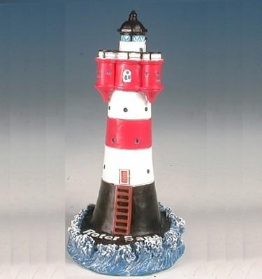 24827  Leuchtturm Roter Sand 8cm,