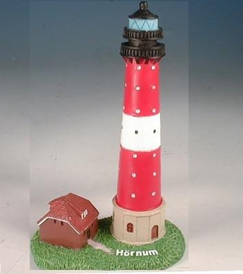 24840  Leuchtturm Hörnum 8x5x12,5 cm