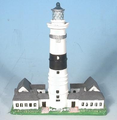 24841 Leuchtturm Kampen 3x6,1x12,5cm
