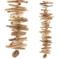 25543 Treibholzkette 100cm