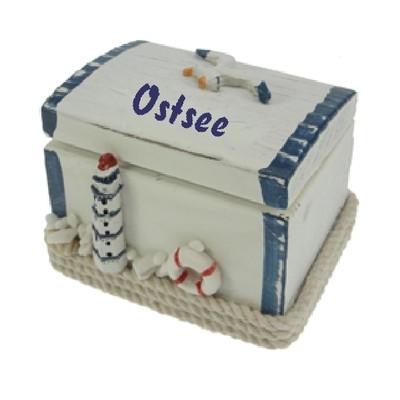 26000  Kiste OSTSEE weiß m.blau