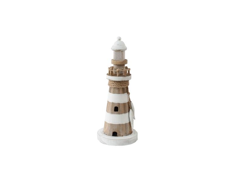 26053 Leuchtturm 29cm mit LED-LICHT