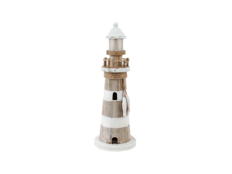 26054 Leuchtturm 35cm mit LED-LICHT