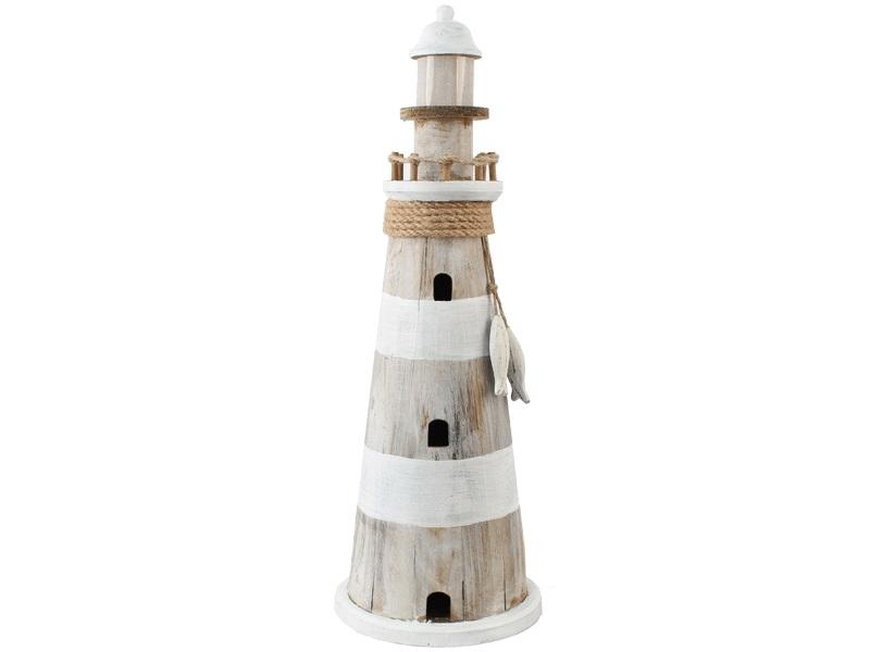 26055 Leuchtturm 51cm mit LED-LICHT