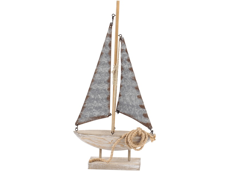 26057 Segelboot 38cm