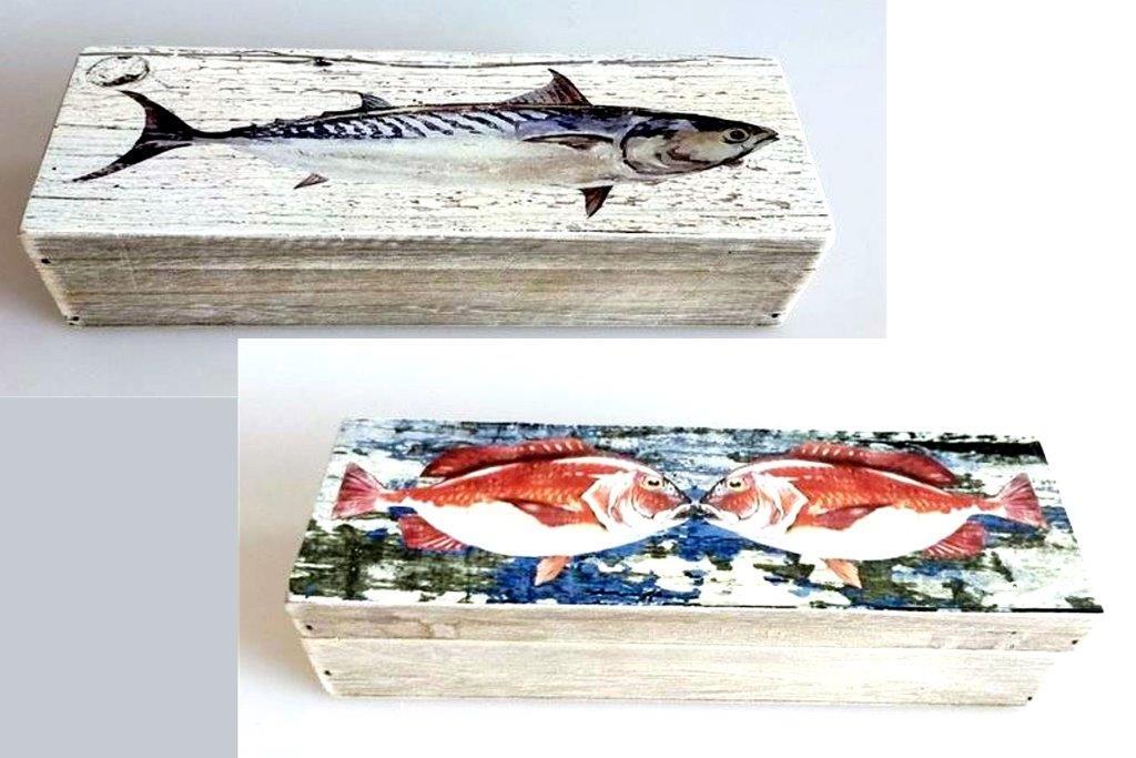 26671  Holz Box 27x31x5cm 2ass