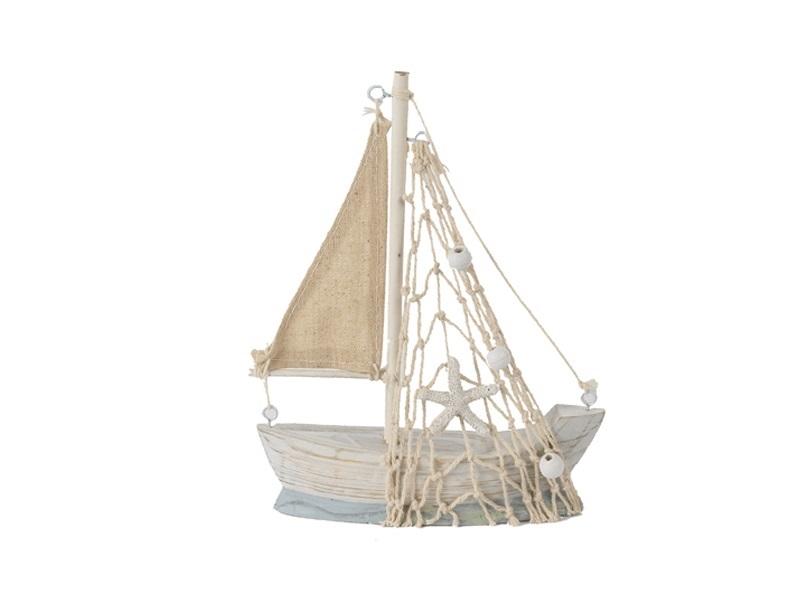 26942 Segelboot 16x13x3,5cm
