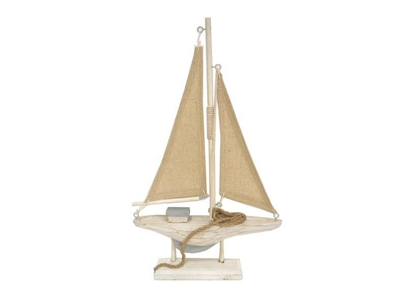 26944 Segelboot 31x4x19cm