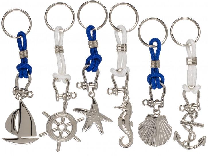 28006 Metall-Schlüsselanhänger mit