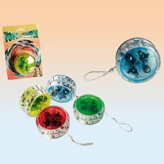 31040 Kunststoff-YoYo mit Kupplung &