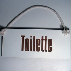 32106  Toilette