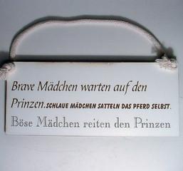 32108  Brave Mädchen warten... Prinze