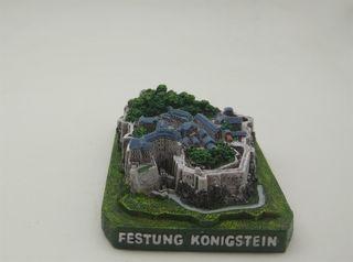 35200  Festung Königstein 7,5x10x4cm